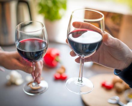 Wijnen en schuimwijnen voor particulieren